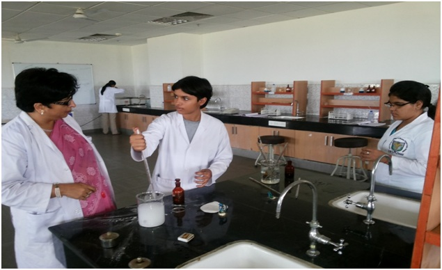 Biochemistry Department