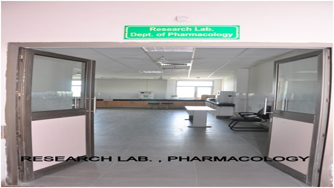 pharmacology Department